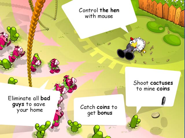 Game screenshot 3 Chicken Rush