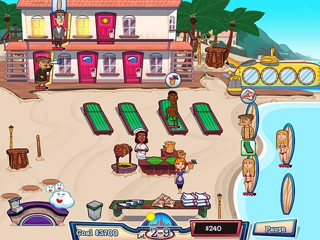 Game screenshot 3 Chloe's Dream Resort
