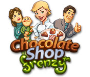 Feature screenshot game Chocolate Shop Frenzy