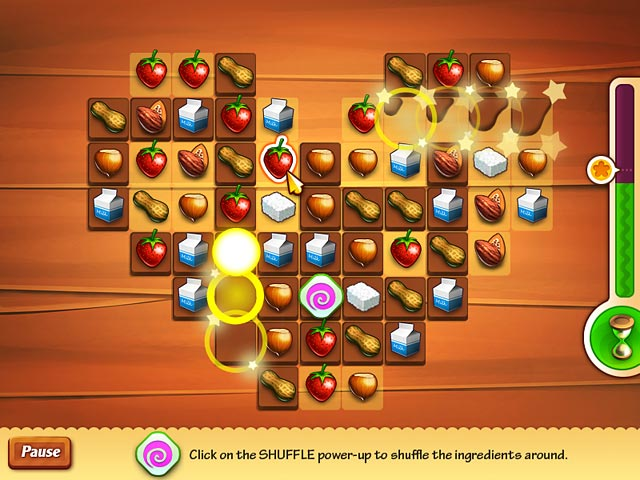 Game screenshot 2 Chocolate Shop Frenzy