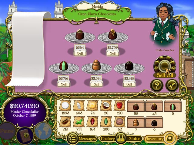 Game screenshot 3 Chocolatier