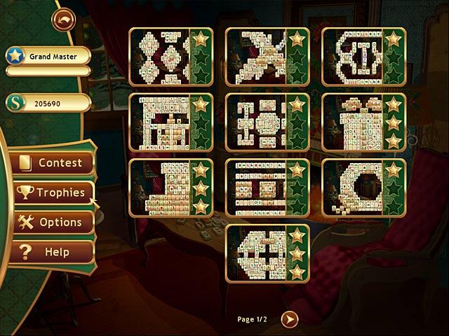 Game screenshot 2 Christmas Mahjong