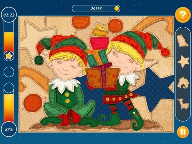 Christmas Mosaic Puzzle img