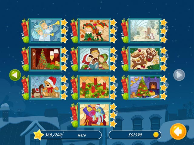 Christmas Mosaic Puzzle Download PC Game