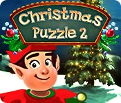 Feature screenshot game Christmas Puzzle 2