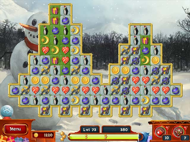Game screenshot 1 Christmas Puzzle 2