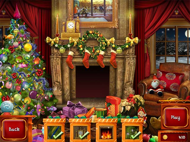 Game screenshot 2 Christmas Puzzle 2