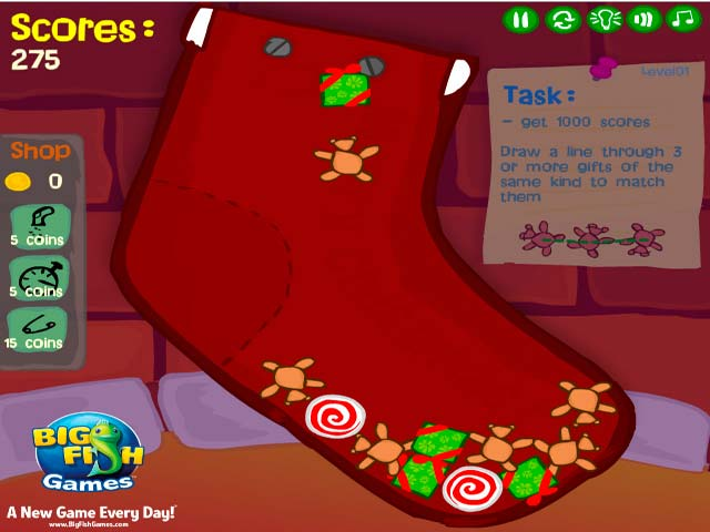 Game screenshot 3 Christmas Stocking