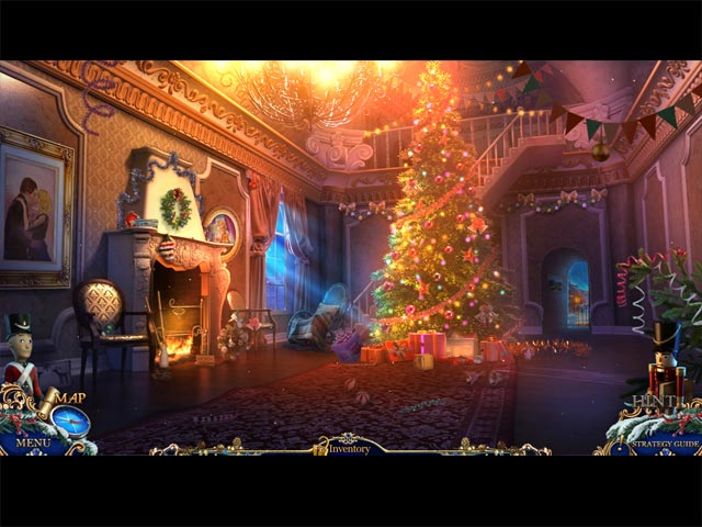 Game screenshot 2 Christmas Stories: Hans Christian Andersen's Tin Soldier Collector's Edition