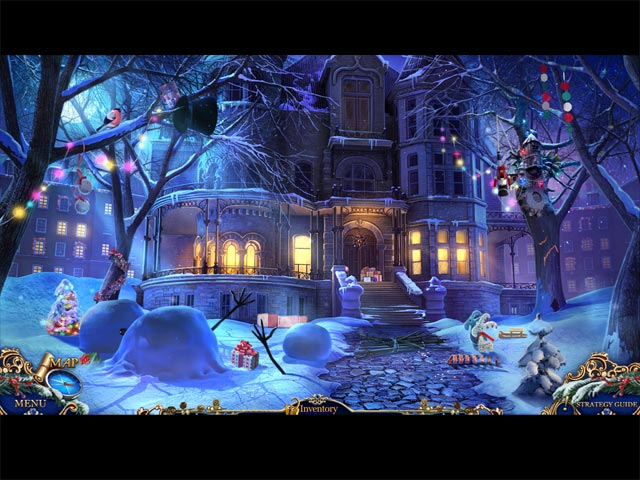 Game screenshot 3 Christmas Stories: Hans Christian Andersen's Tin Soldier Collector's Edition
