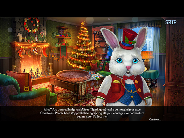 Christmas Stories: Alice's Adventures img