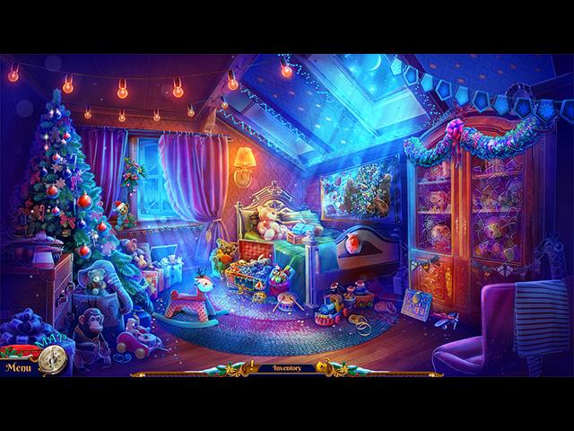 Game screenshot 1 Christmas Stories: Enchanted Express