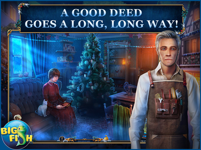 Screenshot for Christmas Stories: The Gift of the Magi Collector's Edition