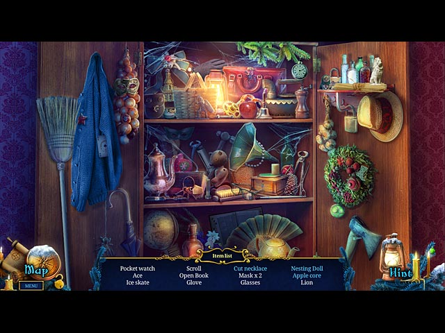 Game screenshot 2 Christmas Stories: Nutcracker
