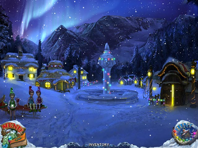 Christmas Tales: Fellina's Journey Screen 2