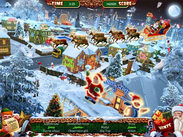 Game screenshot 3 Christmas Wonderland 3