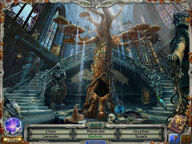 Game screenshot 1 Chronicles of Albian 2: The Wizbury School of Magic