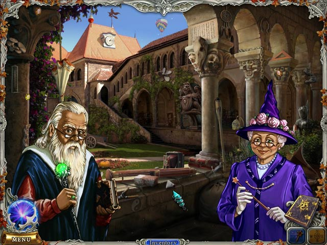 Game screenshot 2 Chronicles of Albian 2: The Wizbury School of Magic