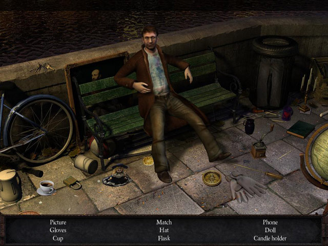 Game screenshot 2 Chronicles of Mystery: The Legend of the Sacred Treasure