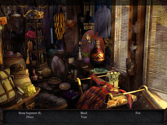 Game screenshot 3 Chronicles of Mystery: The Legend of the Sacred Treasure