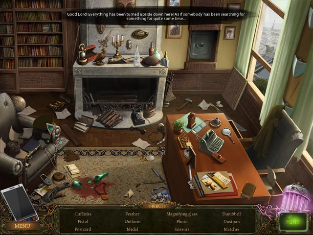 Chronoclasm Chronicles screenshot 1