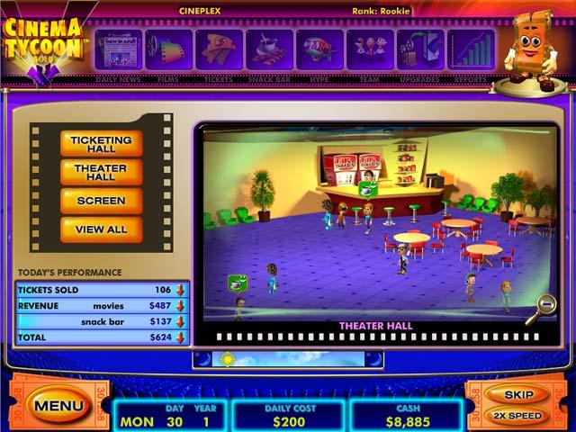 Game screenshot 3 Cinema Tycoon