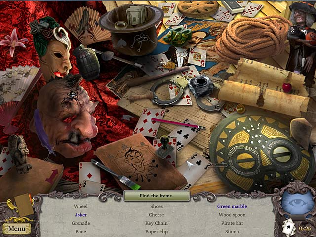 Clairvoyant: The Magician Mystery – Mac Screenshot-2