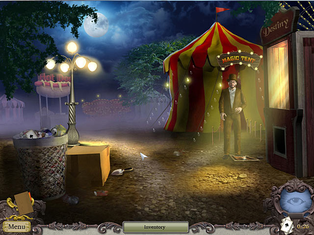 Clairvoyant: The Magician Mystery – Mac Screenshot-3
