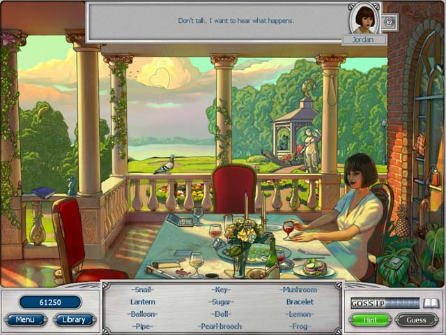 Game screenshot 2 Classic Adventures: The Great Gatsby