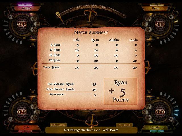 Game screenshot 2 Clockwork Crokinole