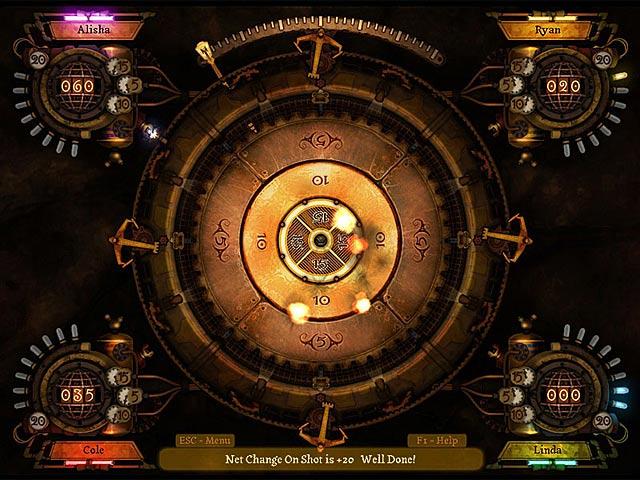 Game screenshot 3 Clockwork Crokinole