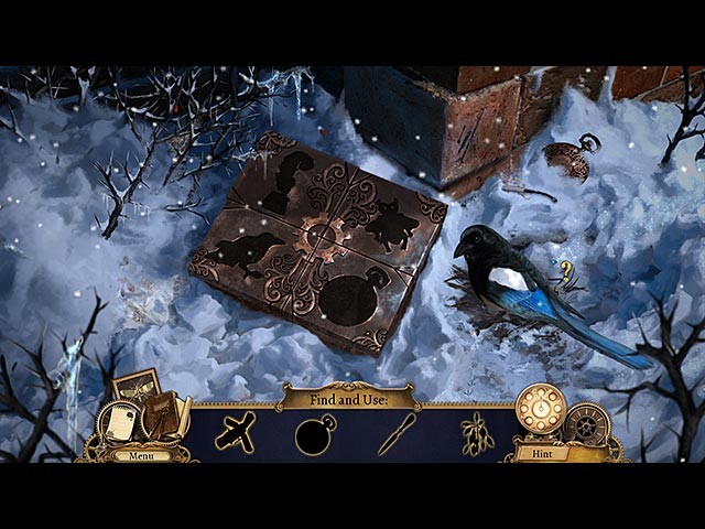 Game screenshot 1 Clockwork Tales: Of Glass and Ink
