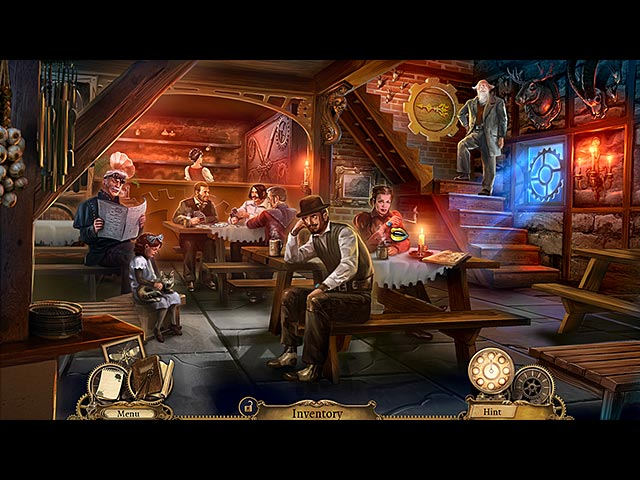Game screenshot 2 Clockwork Tales: Of Glass and Ink