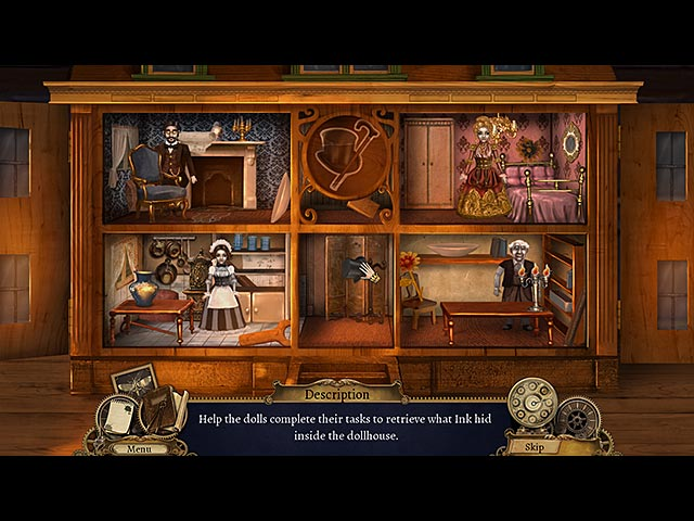 Game screenshot 3 Clockwork Tales: Of Glass and Ink