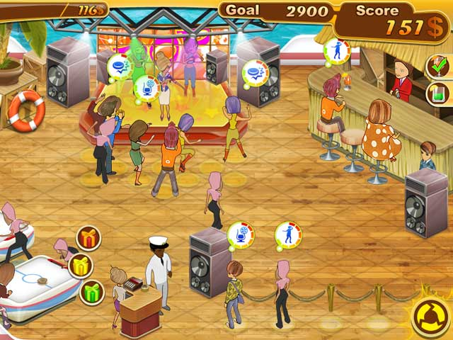 Game screenshot 1 Club Control 2
