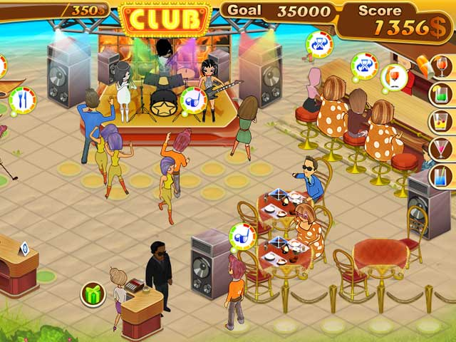 Game screenshot 2 Club Control 2