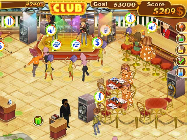 Game screenshot 3 Club Control 2