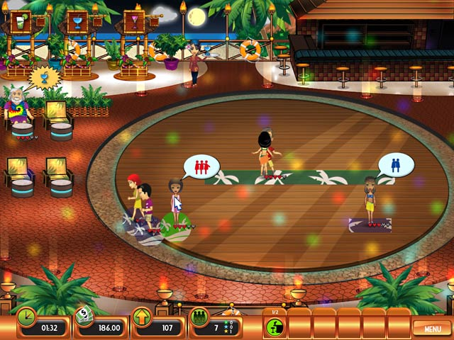 Game screenshot 1 Club Paradise
