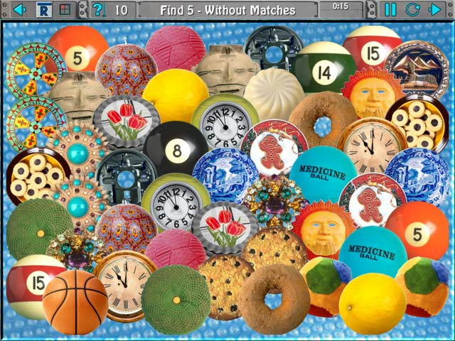 Game screenshot 1 Clutter IV: Minigame Madness Tour