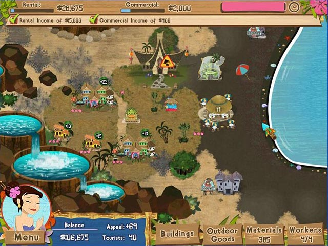 Coconut Queen &#8211; Mac Screenshot-1