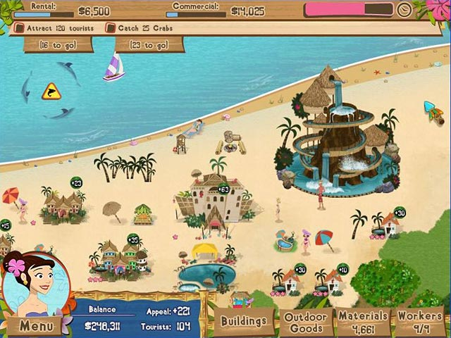 Coconut Queen &#8211; Mac Screenshot-3