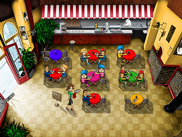 Game screenshot 1 Coffee House Chaos