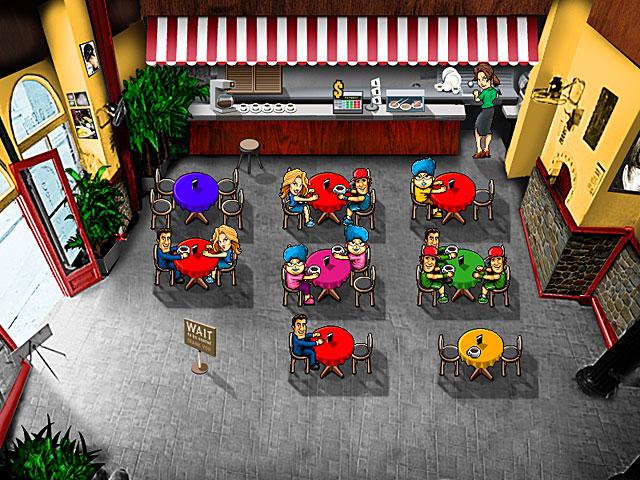 Game screenshot 2 Coffee House Chaos