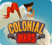 Feature screenshot game Colonial Wars