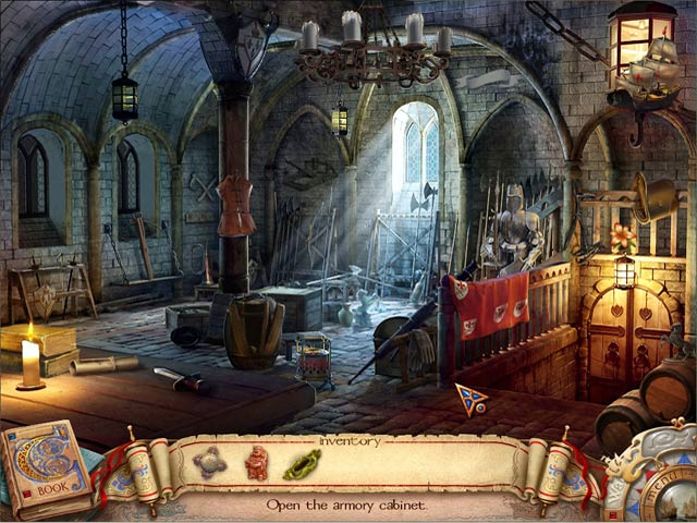 Game screenshot 1 Columbus: Ghost of the Mystery Stone