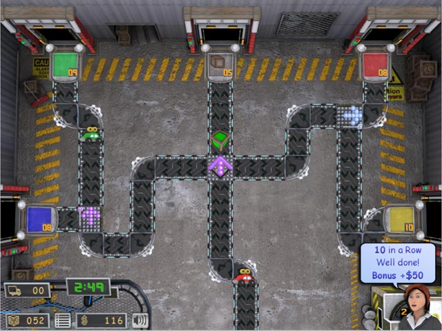 Game screenshot 1 Conveyor Chaos