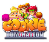Cookie Domination casual game