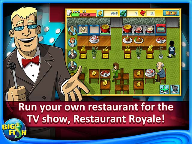 Video for Cooking Academy: Restaurant Royale