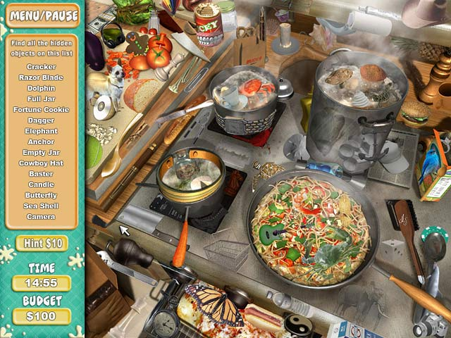 cooking games kitchen