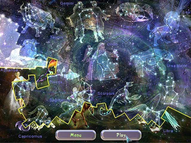 Game screenshot 1 Cosmic Stacker